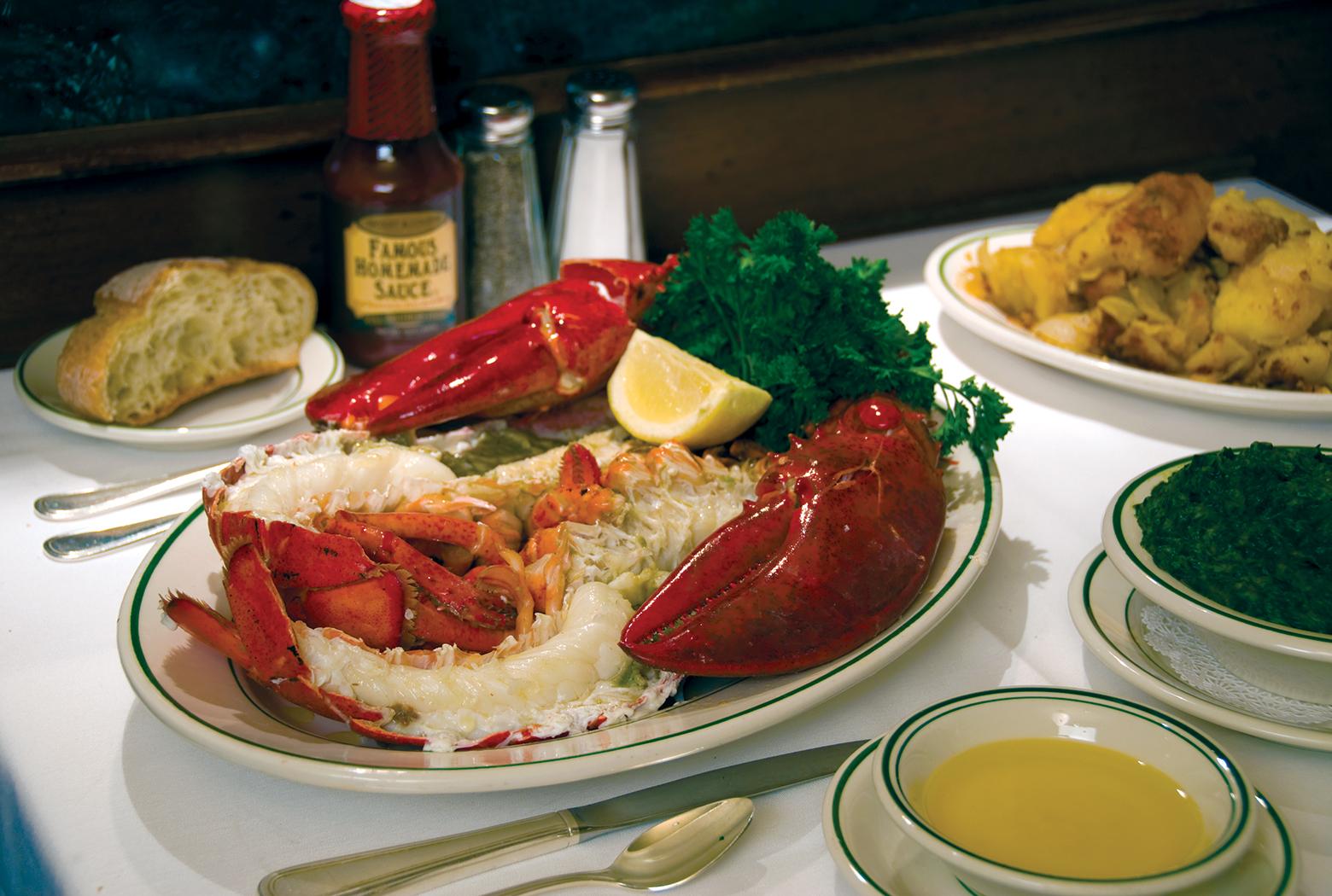 Bryant & Cooper Lobster