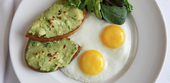 TRY OUR NEW WEEKEND BRUNCH