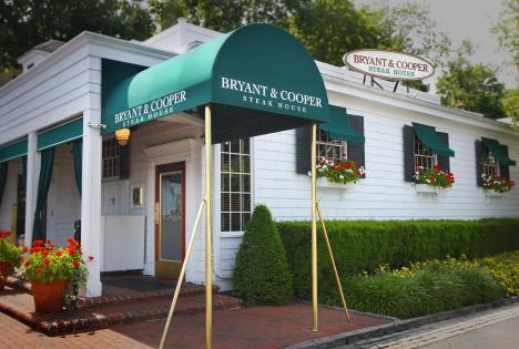 Bryant & Cooper Exterior